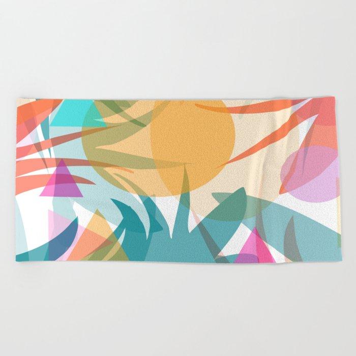 Summerdream Beach Towel