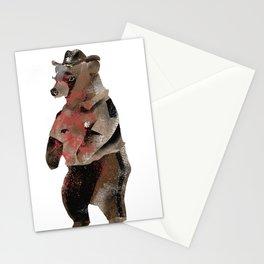 Rick Bear Stationery Cards
