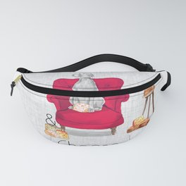 WEIM & CHEESE Fanny Pack