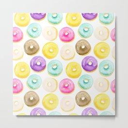 Doughnuts For Days II Metal Print