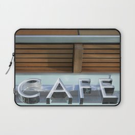 THE CAFE Laptop Sleeve