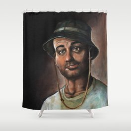 """""""A Cinderalla Story Outta Nowhere""""  Shower Curtain"""