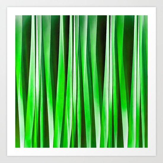 Tropical Environment Art Print