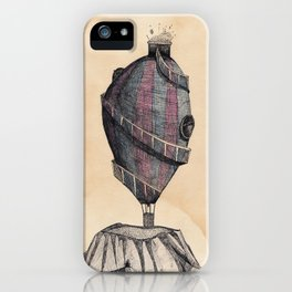 Really hot air balloon iPhone Case