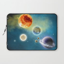 New Solar System Laptop Sleeve