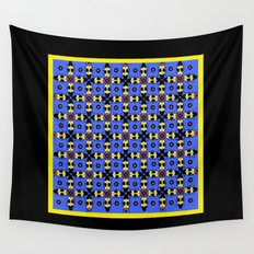 Beetles Pattern Wall Tapestry