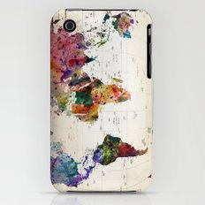 map Slim Case iPhone (3g, 3gs)