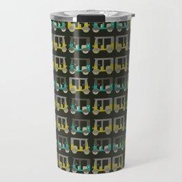 Doodle Auto Rickshaw Travel Mug