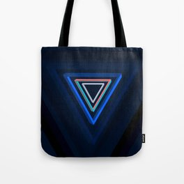 Impossible triangles series. Tote Bag