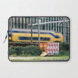 Commuter Train Laptop Sleeve