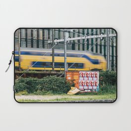 Commuter Train Laptop Sleeve