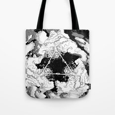 Kaleidoscope Sky Tote Bag