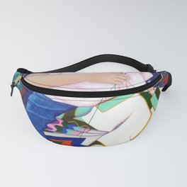 Embroidering life Fanny Pack