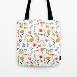 Rustica #illustration #pattern Tote Bag