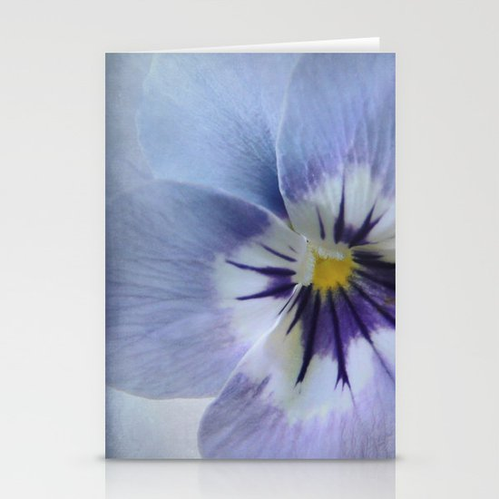 Wild Pansy Stationery Cards