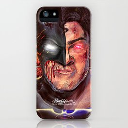 Dawn of Justice iPhone Case