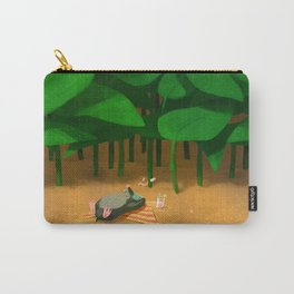 Summer! Oh Yeah! Carry-All Pouch