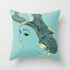 Seadusa Throw Pillow