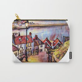 Wandering Whitby Carry-All Pouch