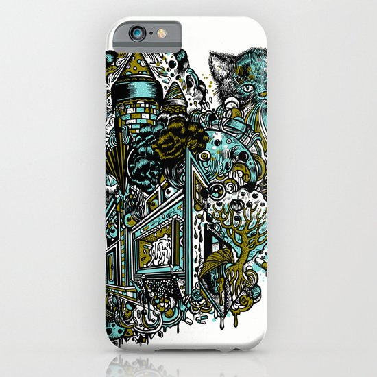 The Castle Of Doom and Sugar iPhone & iPod Case