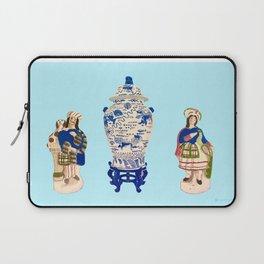 Tsochtkes and Ginger Jar Laptop Sleeve