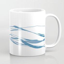 A Bottomless Sea No. 2 Calm Coffee Mug