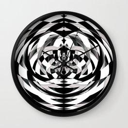 Unwind Spiral Wall Clock