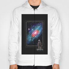 Looking Through a Masterpiece Hoody