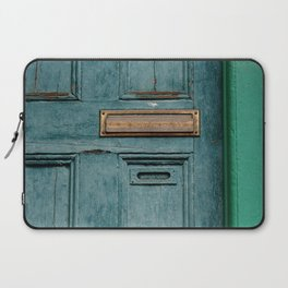 Blue Door Laptop Sleeve