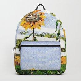 Sunflower Trio Backpack