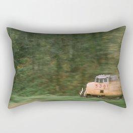Keeping up Rectangular Pillow
