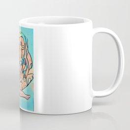 Tears of the Divine Feminine Coffee Mug