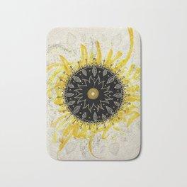 Total Solar Eclipse Bath Mat
