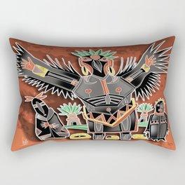 crowshaman Rectangular Pillow