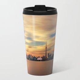 Toronto's Golden Hour Travel Mug
