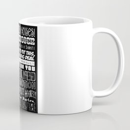 Anchorman Love Coffee Mug