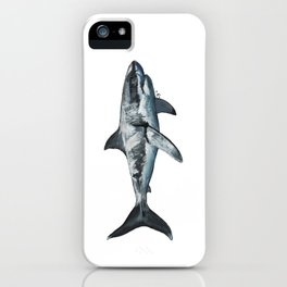 Great White (c) iPhone Case