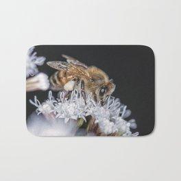Autumn Honeybee Bath Mat