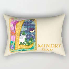Mundane Fairytale Rectangular Pillow