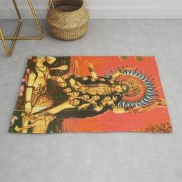 Hindu - Kali 5 Rug