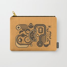 Nonsensical Doodle #3 Carry-All Pouch