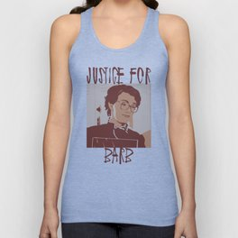 Justice for Barb Unisex Tank Top