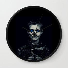 Desert Warrior - Nadja Auermann Wall Clock