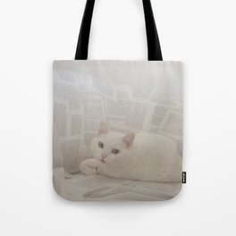 miau Tote Bag