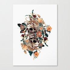 Fantasy Skull Canvas Print