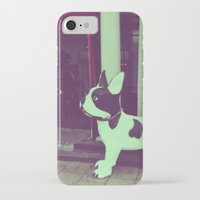 puppy iPhone & iPod Cases featuring Puppy by Karolis Butenas