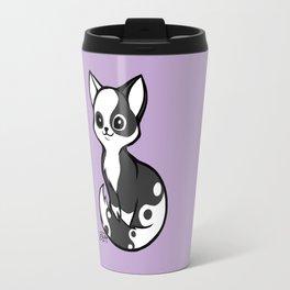 Yinyang Sister: Tux Travel Mug