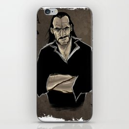 The Real Ace of Spades iPhone Skin