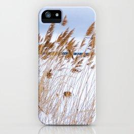 White field iPhone Case
