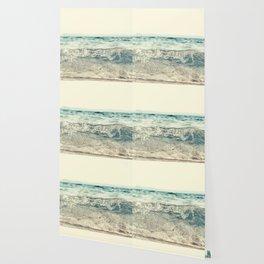 Vintage Waves Wallpaper